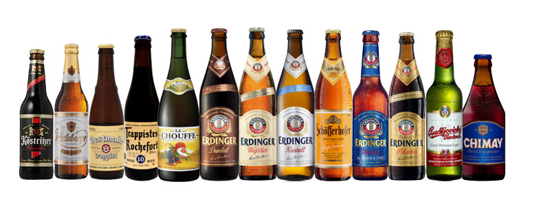 Premium imported European Beer