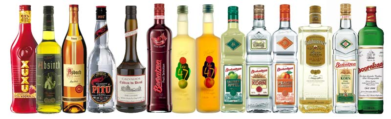 Premium imported European Liquor
